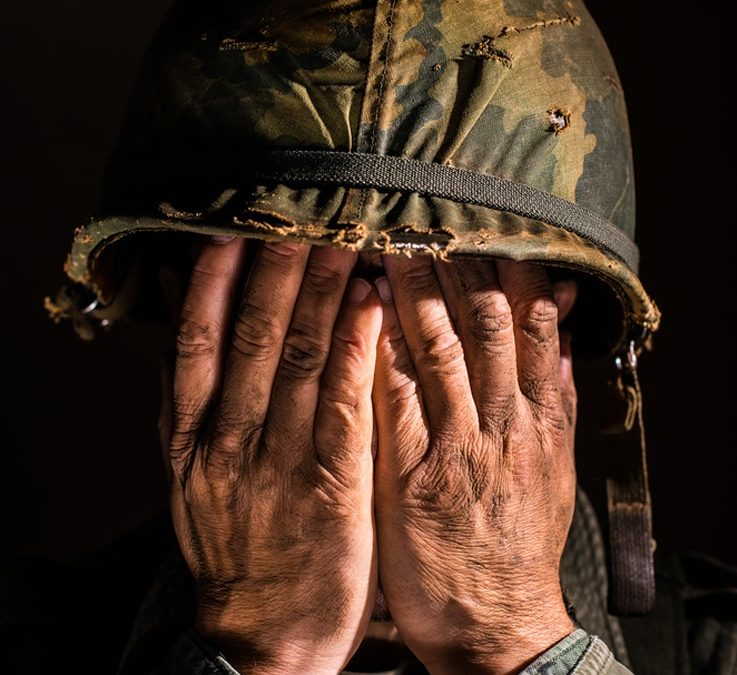 Evaluation of a group intervention for veterans who experienced military related trauma